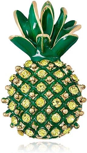 Small Pineapple pin gold finish hospitality pins gift idea lapel pin