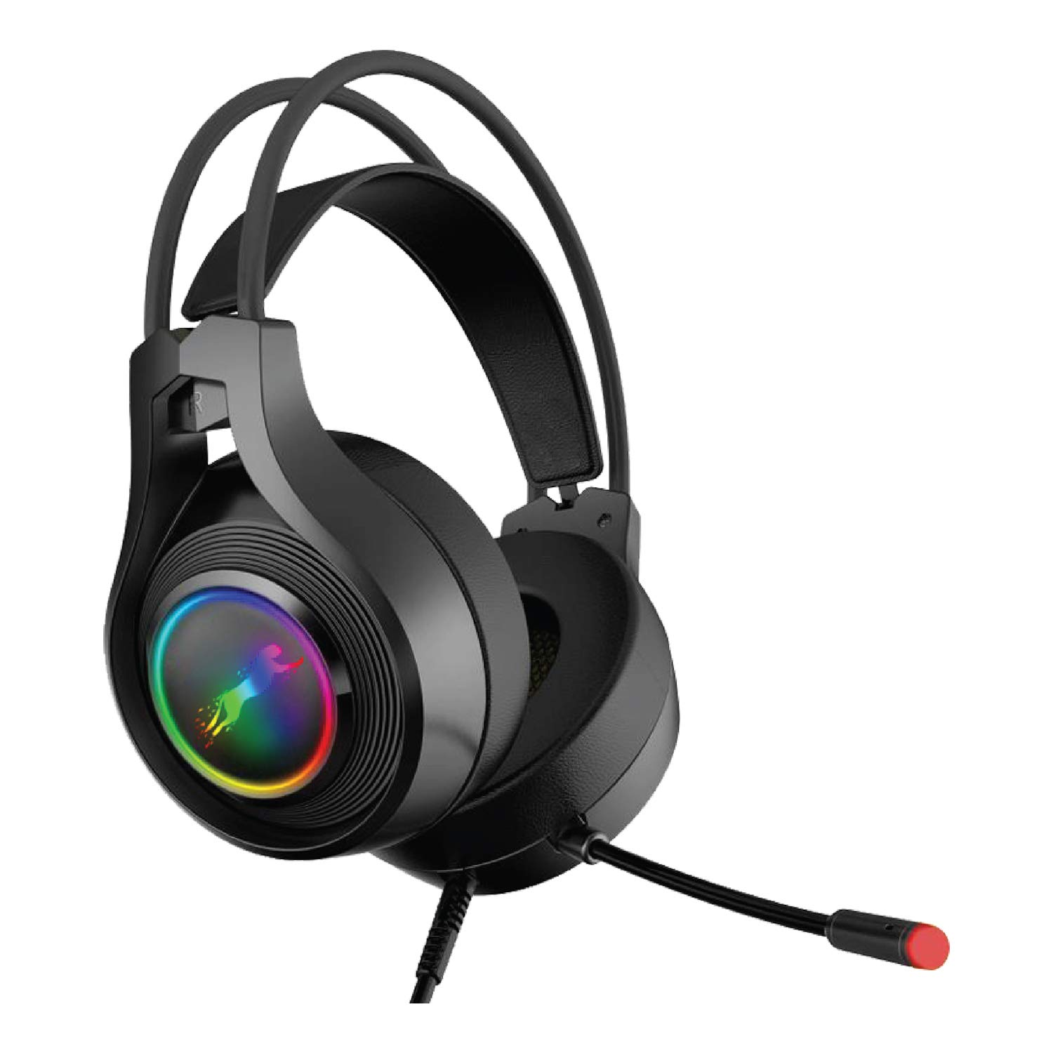 Mente Pro Performance Gaming Headset with RGB & 7.1 Surround Sound