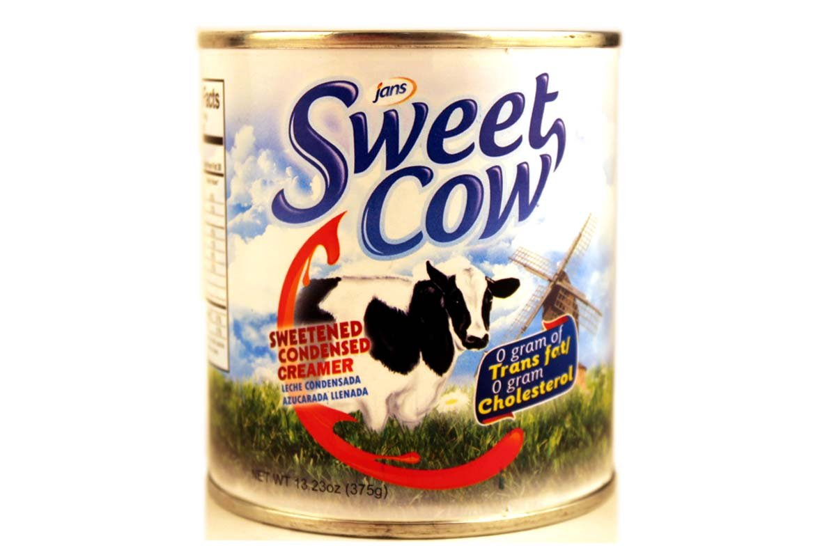 Amazon.com : Sweet Cow Sweetened Condensed Creamer (Leche Condensada Azucarada Llenada) - 13.23oz (Pack of 6) : Sweetened Condensed Milk : Grocery & Gourmet ...