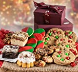 Dulcets Christmas Holiday Deluxe Gift Baskets