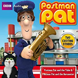 Postman Pat and the Tuba & Postman Pat and the Barometer