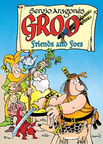 Groo: Friends and Foes (Mad Kids Magazine)