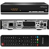 Strong SRT 7007 ricevitore satellitare HD TV digitale DVB-S2 (Free-to-Air, HDTV, Ethernet, RSS, USB riproduzione, Audio digitale, SCART, HDMI) nero