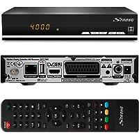 STRONG SRT 7007 Ricevitore Satellitare HD Digitale DVB-S2 HD TV (Free-to-Air, HDTV, Ethernet, RSS, USB Riproduzione, Audio Digitale, SCART, HDM)
