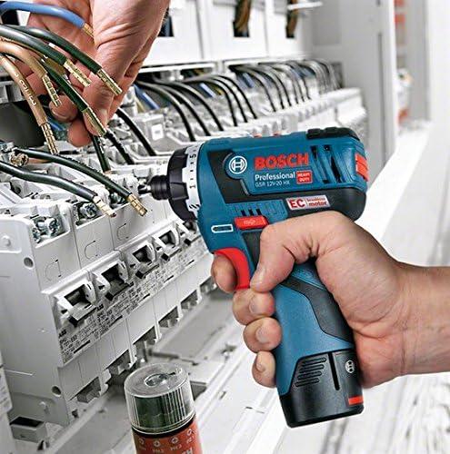 Bosch GSR 10.8V-EC HX Professional Cordless Drill Driver Bare Tool Body Only