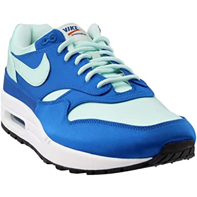sports shoes a46d1 3ba51 Nike Air Max 1 SE Blue Nebula Igloo-White-Black (7.5 D