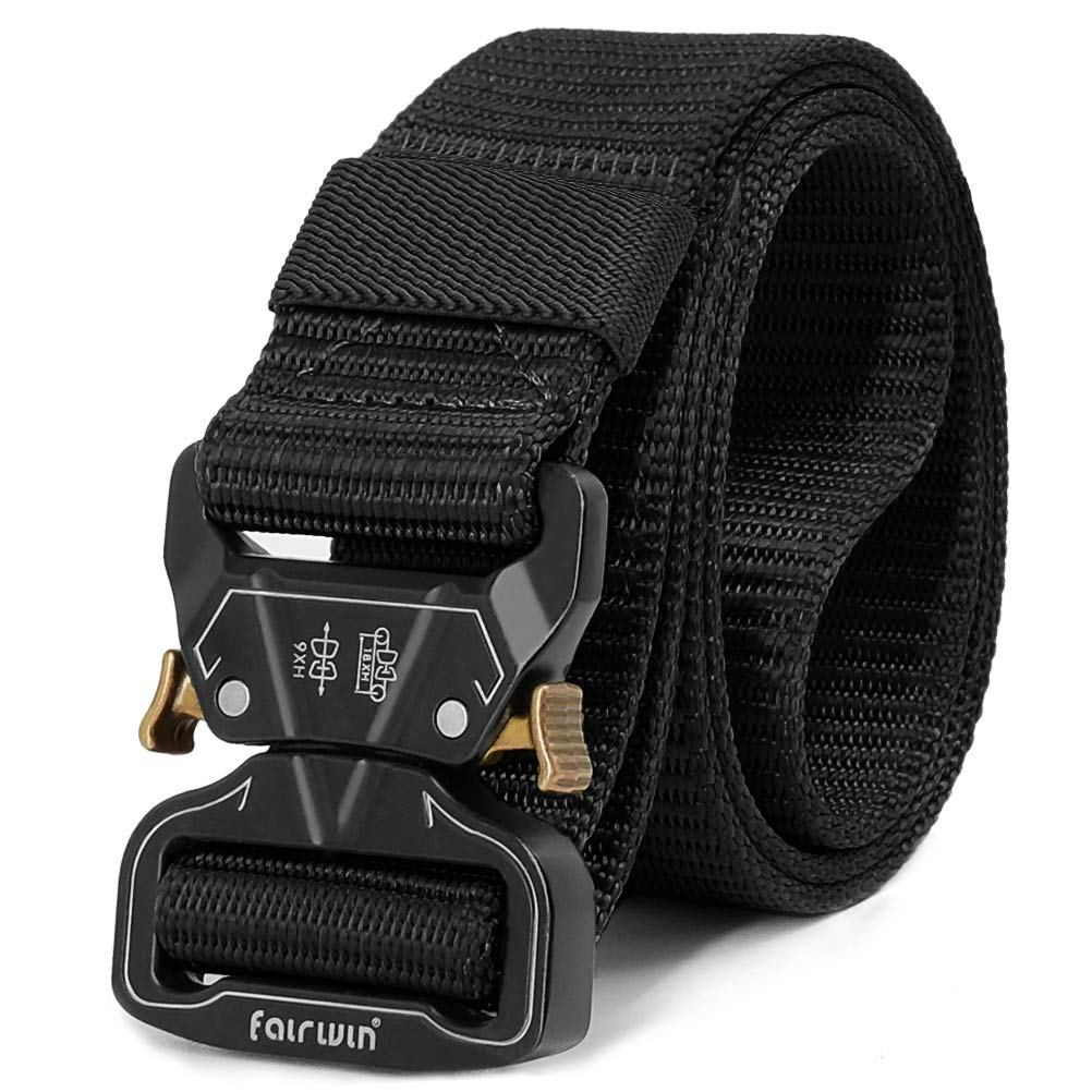 Fairwin Military-Style Tactical Belt