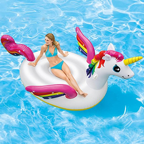 Intex Corp 57281EP Mega Unicorn Island