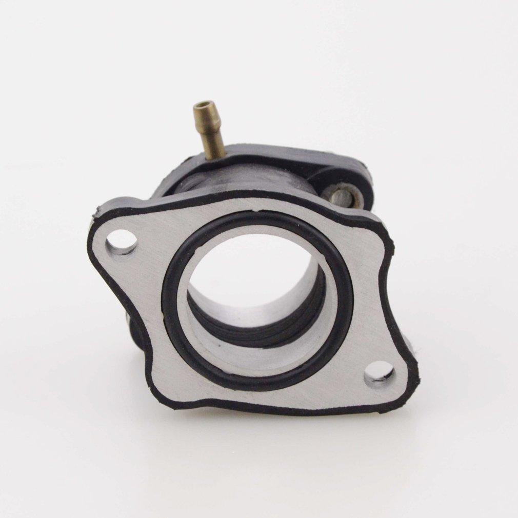 GOOFIT 30mm Intake Manifold Pipe for CG 250cc ATV Dirt Bike Go Kart P091-024