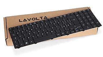 Lavolta teclado italiano it para Acer Aspire 5740 G 5750 G 5742 G 5745DG 5738PZG 5739