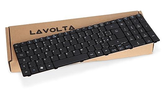 54 opinioni per Lavolta Tastiera Italiano IT per Acer Aspire 5740G 5750G 5742G 5745DG 5738PZG