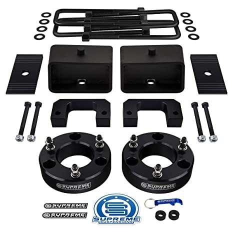 Supreme Suspensions - Full Lift Kit for 2007-2019 Silverado Sierra 1500  3 5