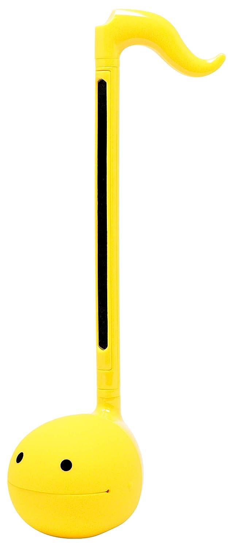 Otamatone from Maywa Denki amarillo