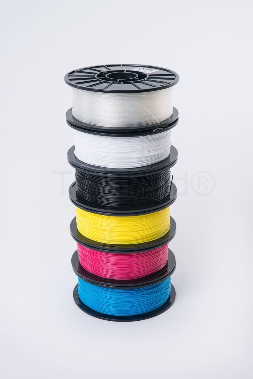 3PFABS1KG175YEL 1kg 1.75mm 100/% Made in the USA 3D printer filament ORD Solutions Inc Yellow ABS