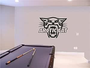 pegatinas de pared frases Arctic Cat Logo Emblema Moto de nieve ...