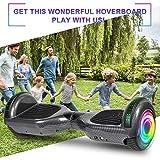 SISIGAD Hoverboard Self Balancing Scooter