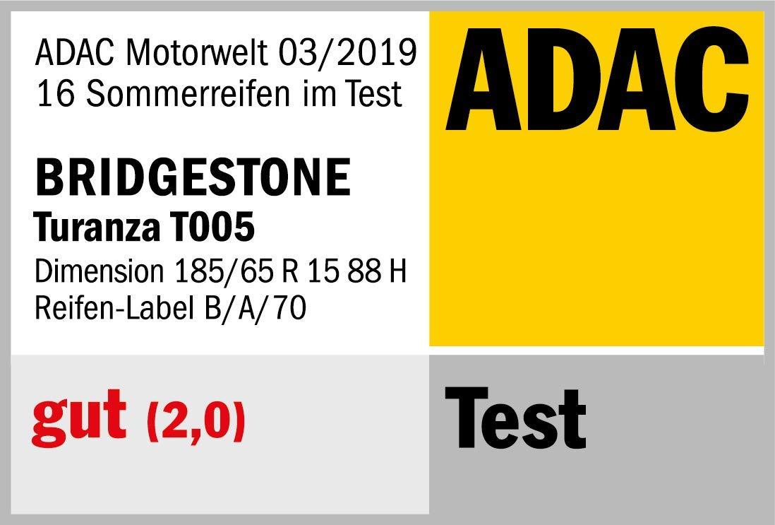 Turismo y SUV B//A//72 Neum/ático de verano Bridgestone TURANZA T005-225//45 R18 95Y XL