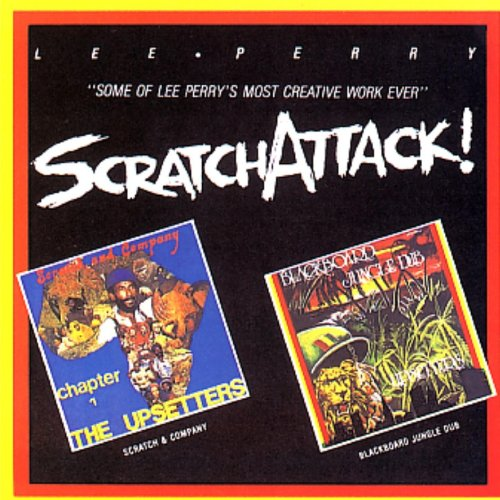 Scratch Attack Lee Perry product image