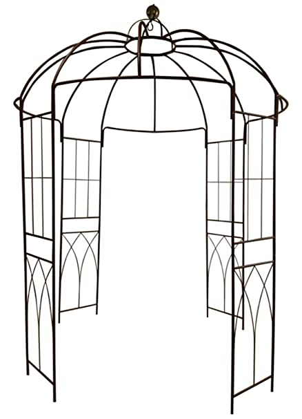 OUTOUR French Style Birdcage Shape Heavy Duty Gazebo9Highx 66quot