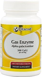 Amazon.com: 150 ct bean-zyme 300 galu Antigas/Tapa VS Beano ...
