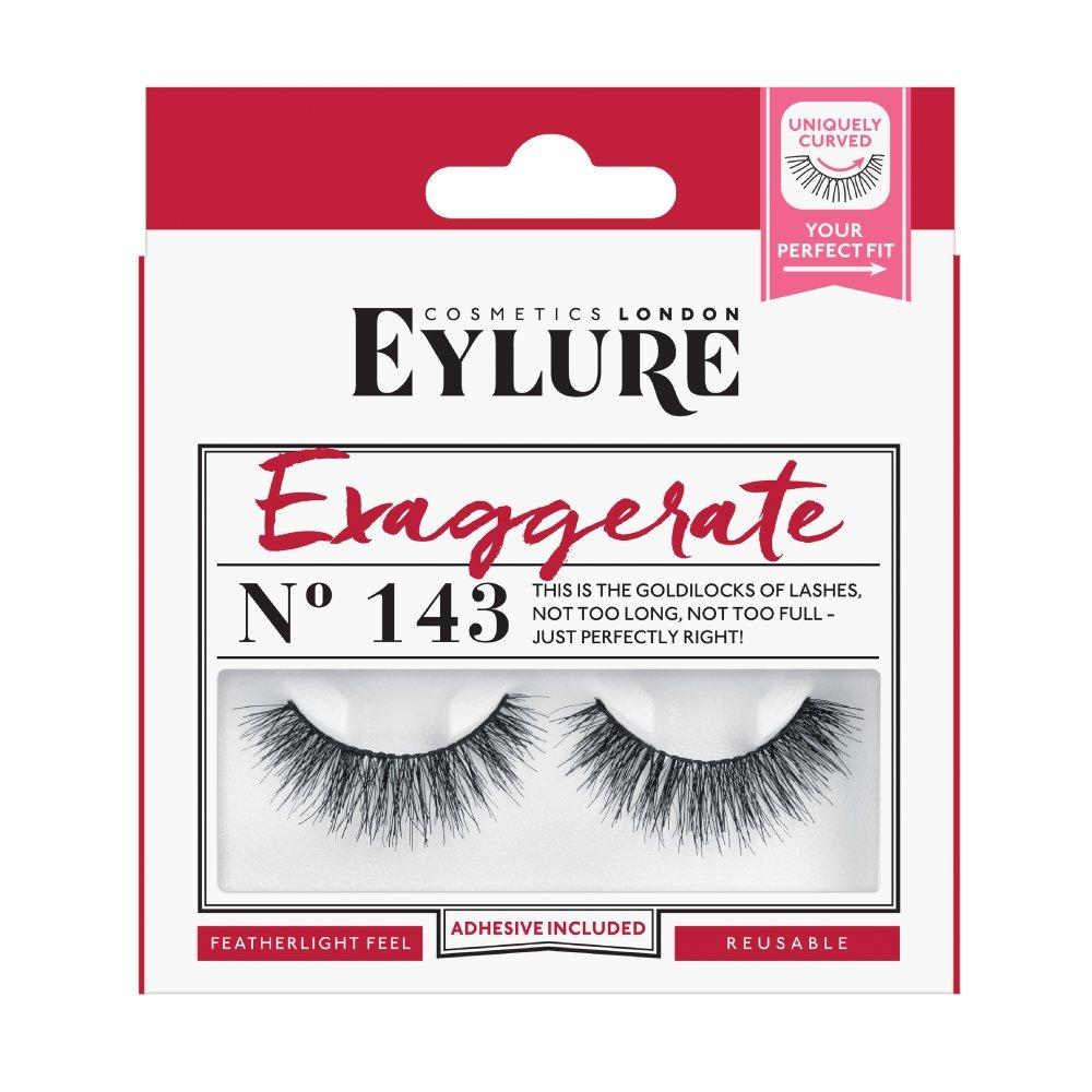 82fe5960215 Amazon.com : Eylure Exaggerate False Eyelashes, Style No. 143 ...
