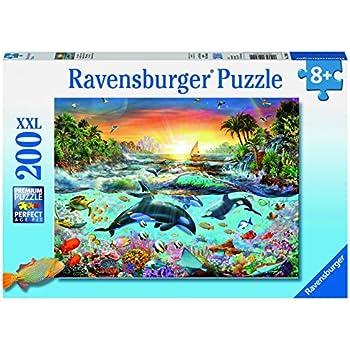 Ravensburger - Orca Paradise - 200PC Puzzle