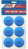 A&R Sports Mini Foam Balls (Pack of 6)
