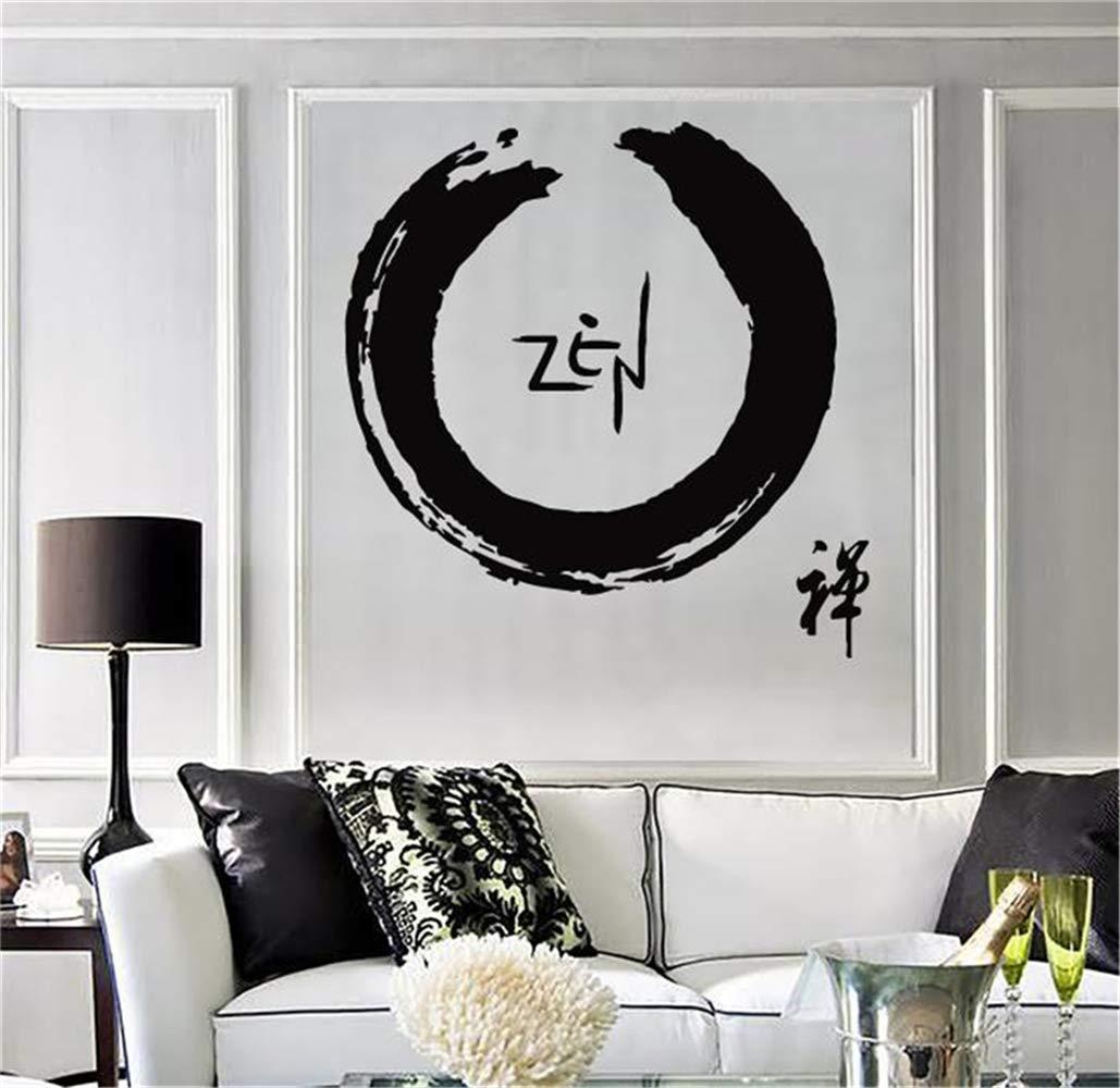 pegatinas de pared 3d Asesino ninja guerrero japonés: Amazon ...