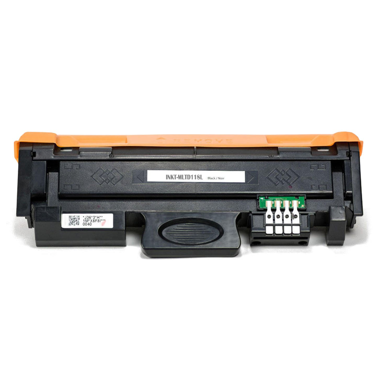 INKUTEN 2 Pack Compatible Samsung MLT-D118L Black Laser Toner Cartridge for Samsung Xpress M3015DW M3065FW Printers by INKUTEN (Image #2)