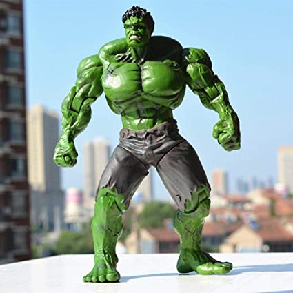 Marvel Red Giant Hulk - Joint Movable King - Figura de ...