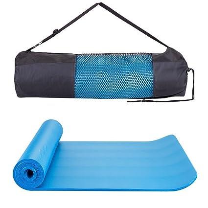 Colchoneta de Yoga Antideslizante Esterillas de Pilates ...