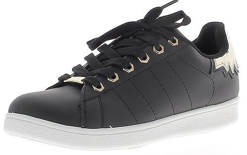 ChaussMoi , Sneaker donna Nero nero