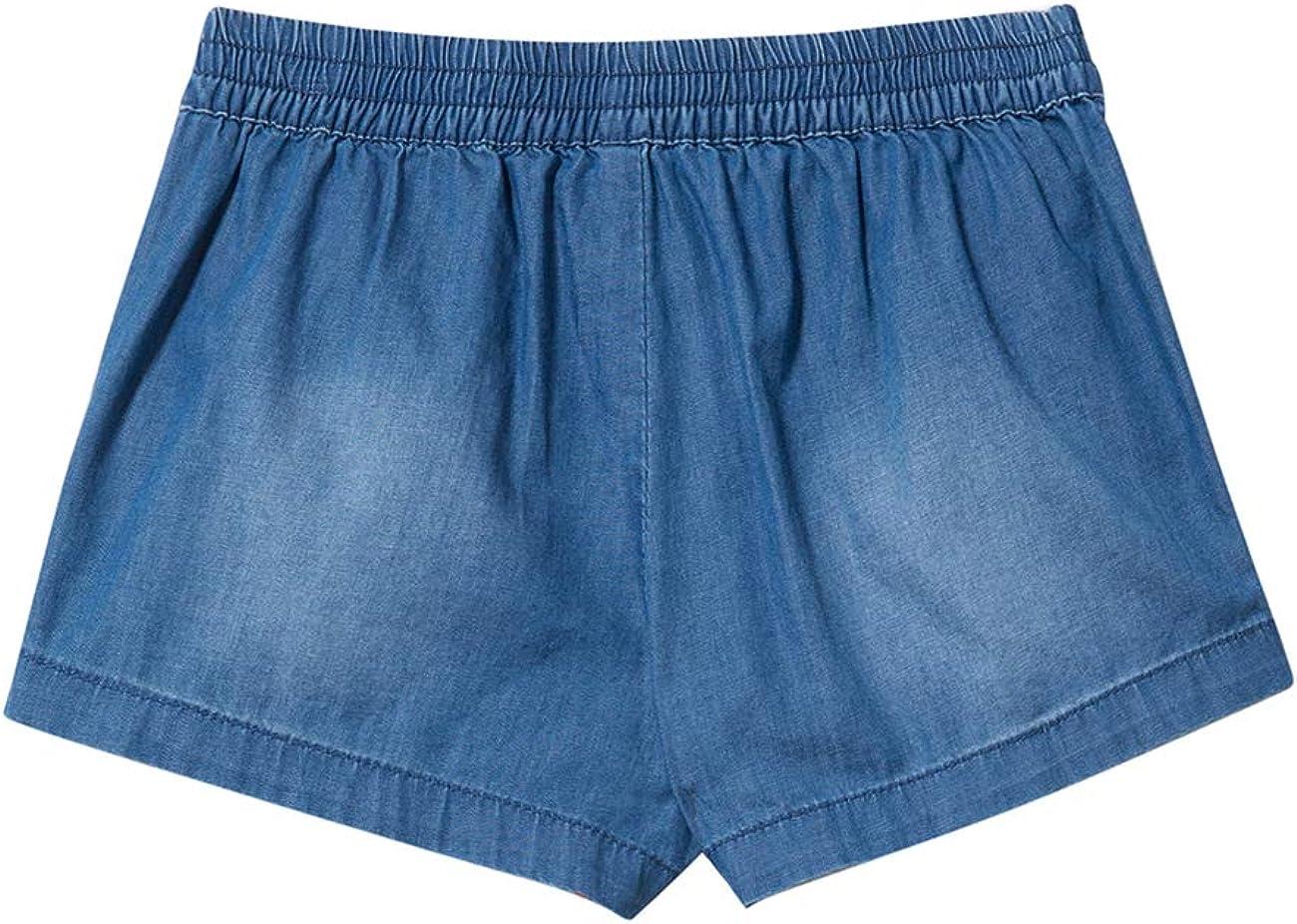 Denim/_buendia Pantaloncini Bambina Desigual Girl Short Trousers
