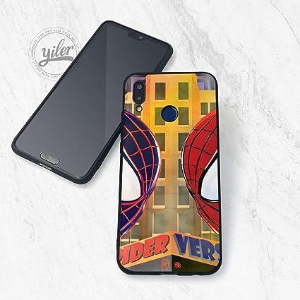 Aquaman Store Coque pour Huawei Nova 3 3i Spider-Man Parallel ...