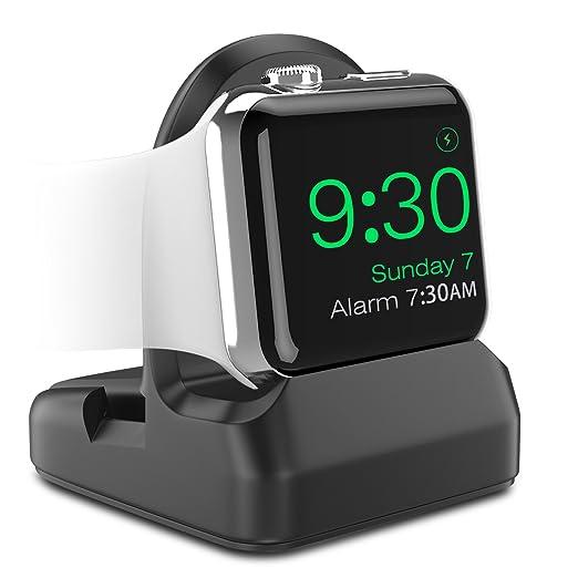25 opinioni per MoKo Stand per Apple Watch- Supporto / Dock Stazione di Base in TPU per Ricarica