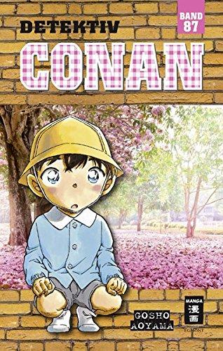 Detektiv Conan 87 Taschenbuch – 7. April 2016 Gosho Aoyama Josef Shanel Egmont Manga 3770490797