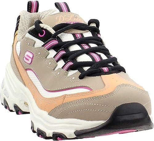 D'lites Fresh Start   Skechers, Sneakers fashion, Fabric shoes