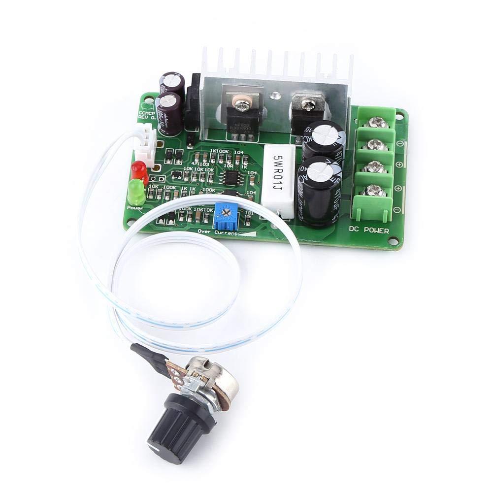 Protezione da sovraccarico per potenziometro con regolatore di velocità motore CC 12V / 24V / 36V 15A PWM Zerone