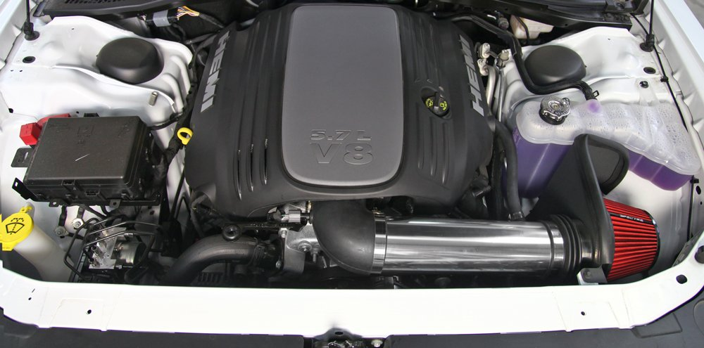 Spectre 9036 Air Intake Kit Non-CARB Compliant