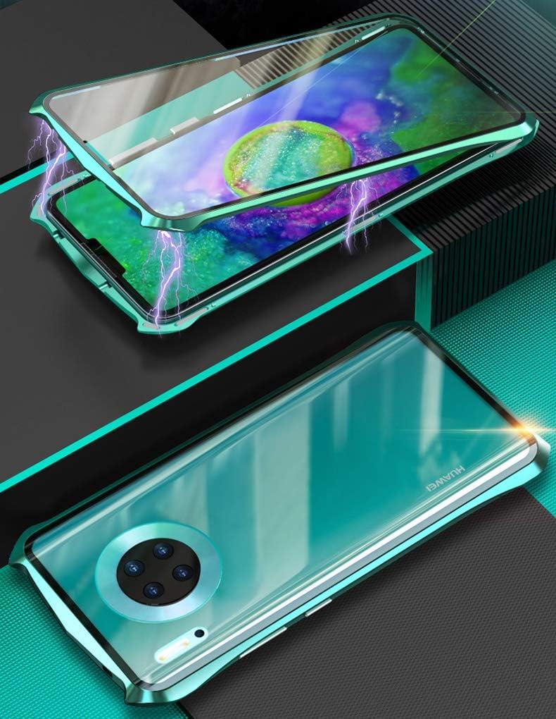 KumWum Huawei Mate 30 Pro Funda Marco Aluminio y Magnética ...
