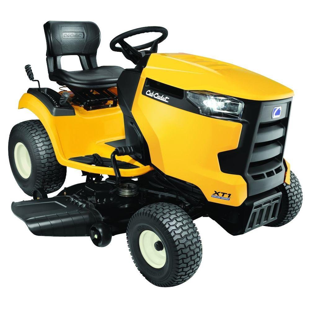 Amazon.com: Cub Cadet XT1 Enduro Series Kohler Hydrostatic Gas Front-Engine  Riding Mower (Lt 42 In. 18 Hp): Electronics