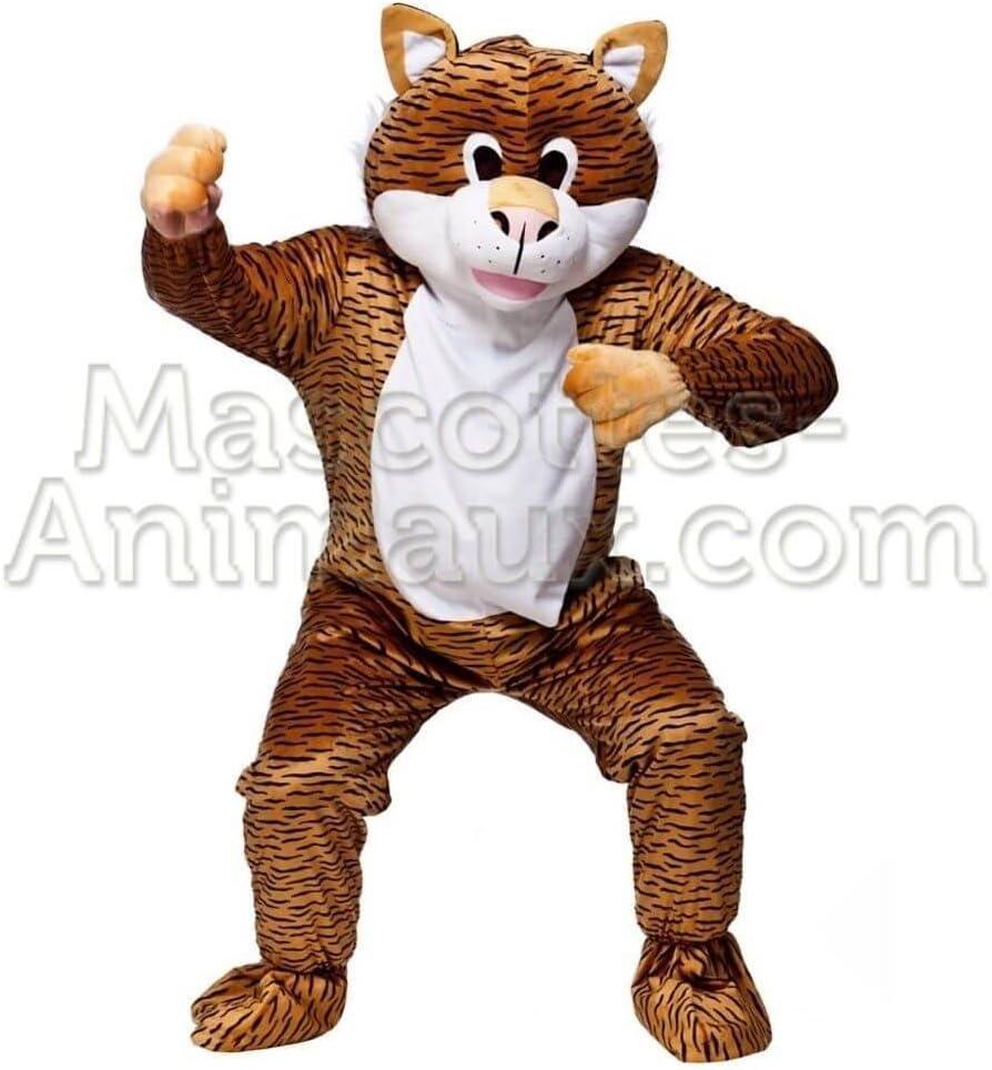 Disfraz mascota tigre adulto: Amazon.es: Juguetes y juegos