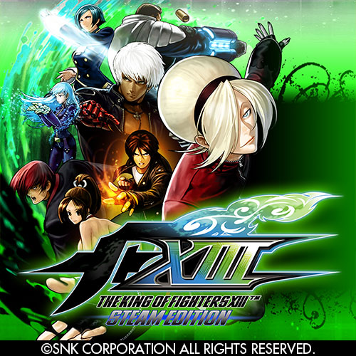 Amazon Com The King Of Fighters Xiii Steam Edition Online Game