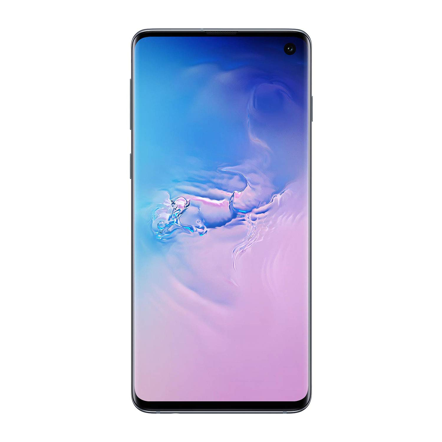 Samsung Galaxy S10 128GB / 8GB RAM SM-G973F Hybrid/Dual-SIM (GSM Only, No CDMA) Factory Unlocked 4G/LTE Smartphone - International Version (Prism ...