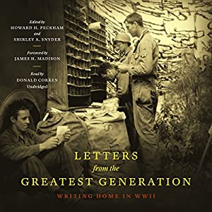 Letters from the Greatest Generation Audiobook