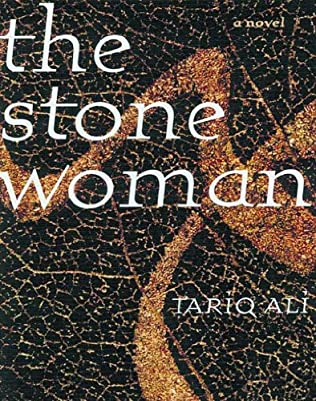 book cover of The Stone Woman