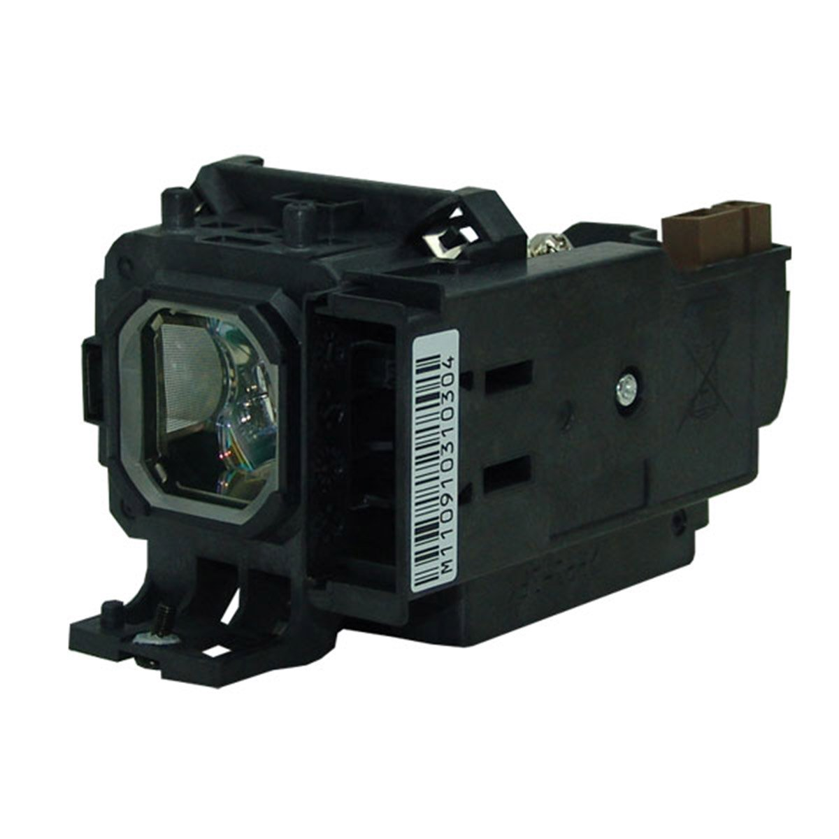 OEM Canon Projector Lamp, Replaces Part Number LV-LP26 / 1297B001AA with Housing