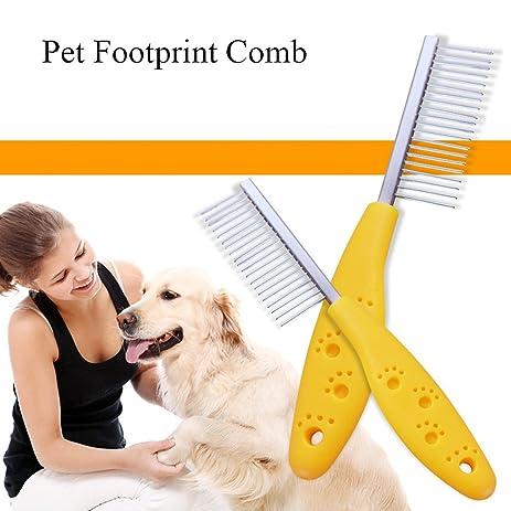 Amazon Com Vsfndb Pet Grooming Tools Brush Comb Rake Dog Cat