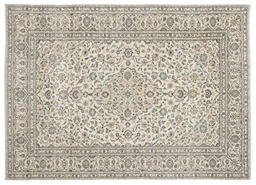 (Nakkas Antique Handwoven Kilim Persian Area Rug Beige 9'3'' X 13'0'')