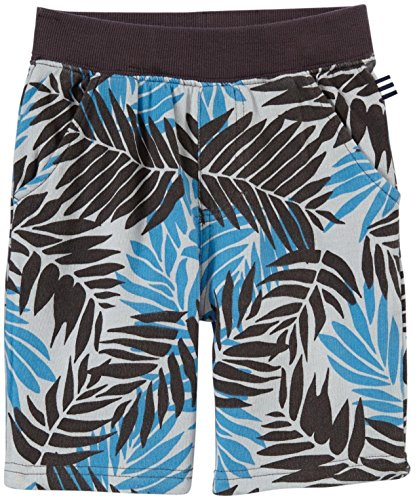 - Splendid Printed French Terry Shorts (Toddler/Kid) - Blue-2T